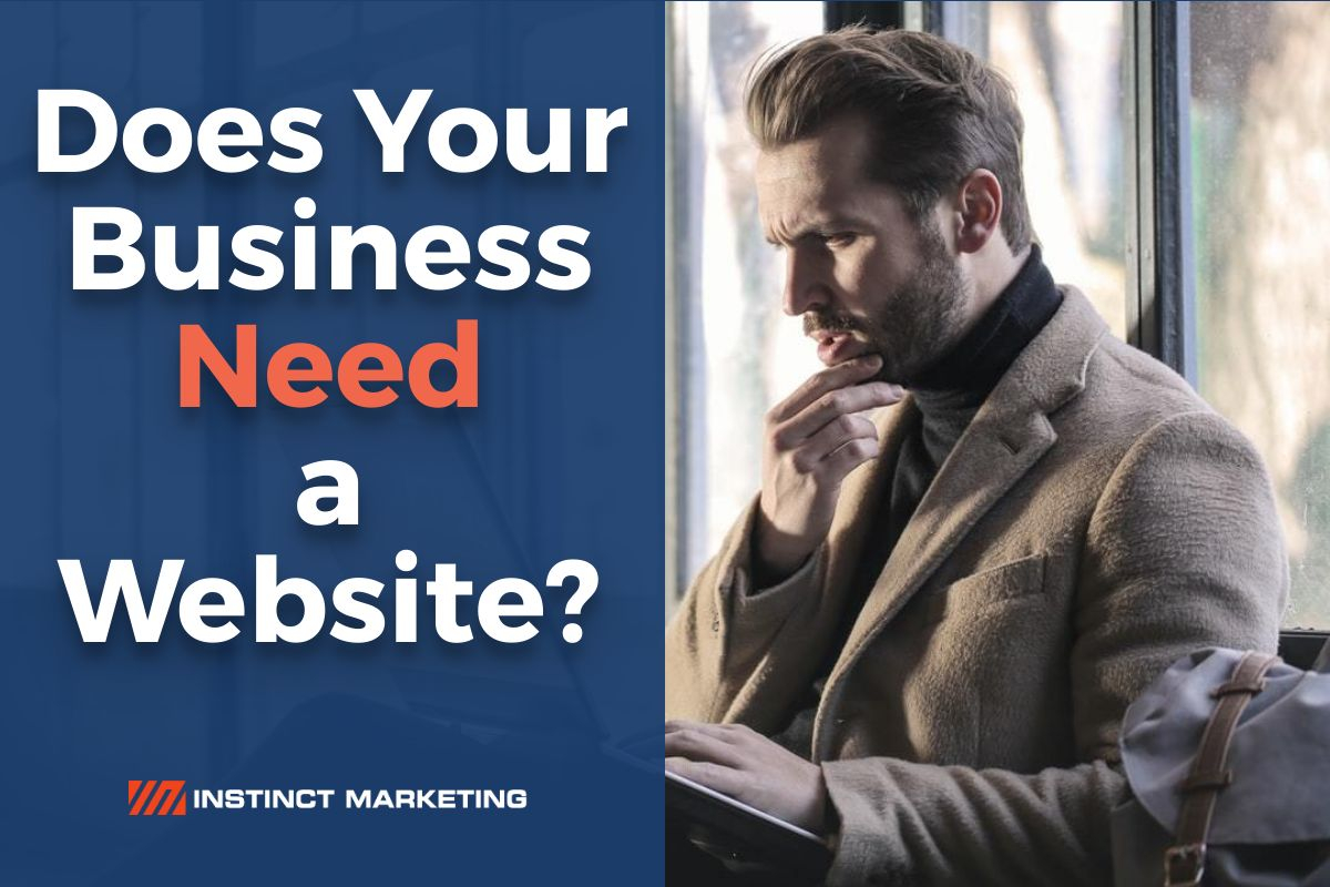 Does Your Business Need a Website - Featured Image