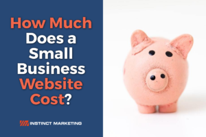 How Much Does It Cost to Build a Website for a Small Business - Featured Image