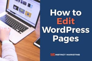 How to Edit Pages In WordPress - Featured Image