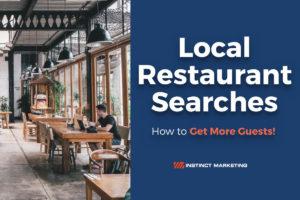 Local Restaurant Searches