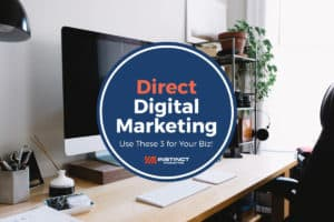 Types of Direct Digital Marketing - Featured Image