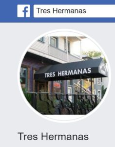 Tres Hermanas Facebook Page