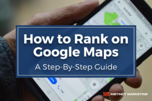 How to Rank on Google Maps Featured Image