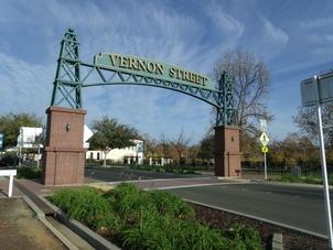 Picture of Vernon Street in Roseville - Roseville SEO